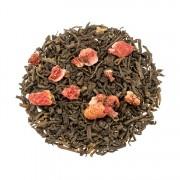Herbata czerwona China Pu-erh Truskawkowy